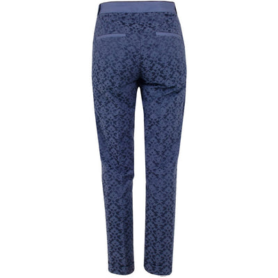 J.L Leoni Soft Shine Cotton Pants - Ladies