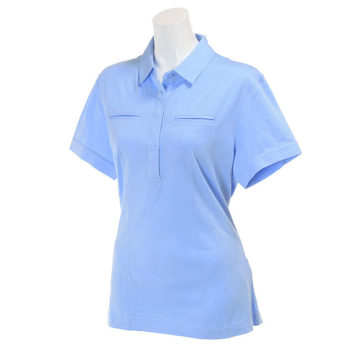 J Lindeberg Women's - Lo Lux Jersey - Ladies Polo