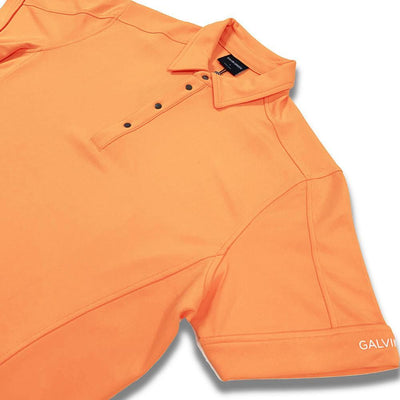 Galvin Green Manley Men's Polo - MANDARIN
