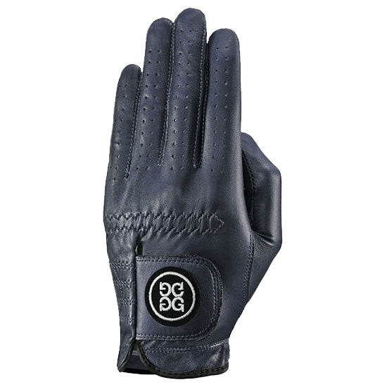 G-Fore Midnight Luxe Carbretta Leather Glove WOMENS