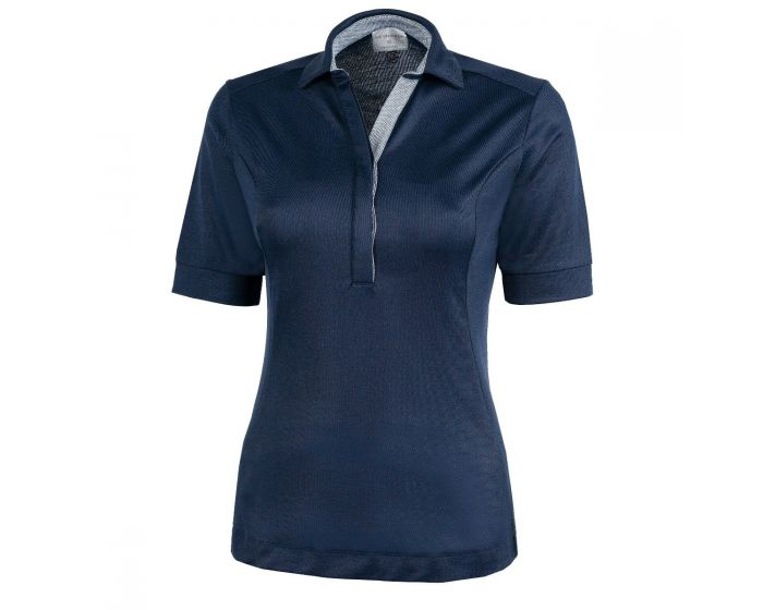 Galvin Green Womens Myrtle V8+ Golf Polo Shirt - NAVY