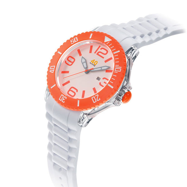 40NINE Orange Watch