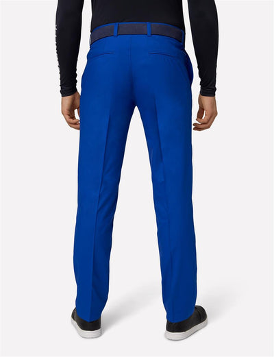 J.LINDEBERG Mens - ELOF SLIM FIT PANTS - STRONG BLUE