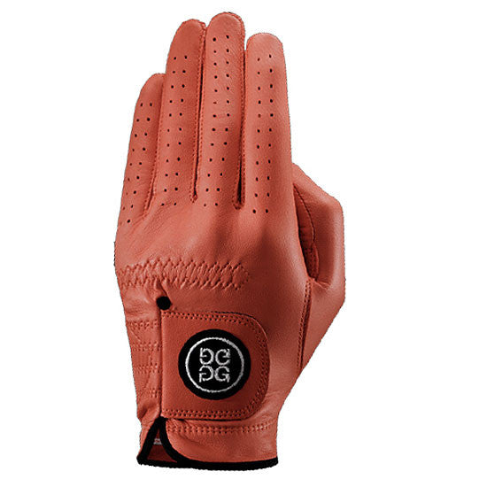 G-Fore Poppy Carbretta Leather Glove MENS