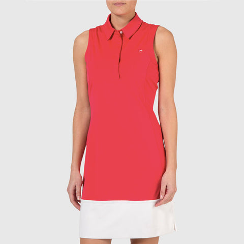 J.Lindeberg Scarlett Slim TX Jersey Dress - Ladies