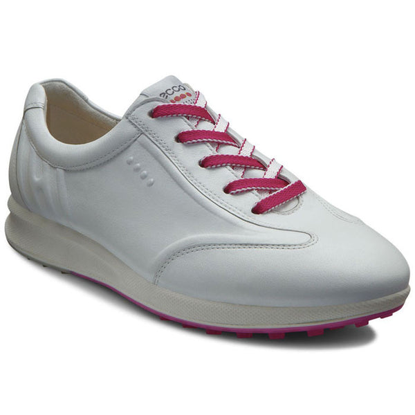 ECCO Street EVO One Sport Womens Golf Shoe - White Feather - SZ 41