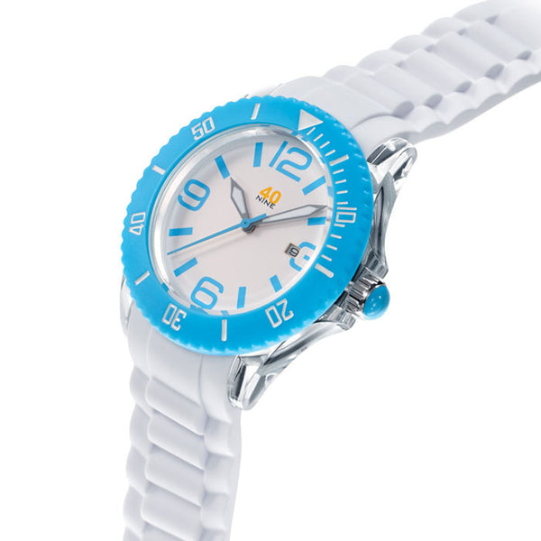 40NINE Skyblue Watch