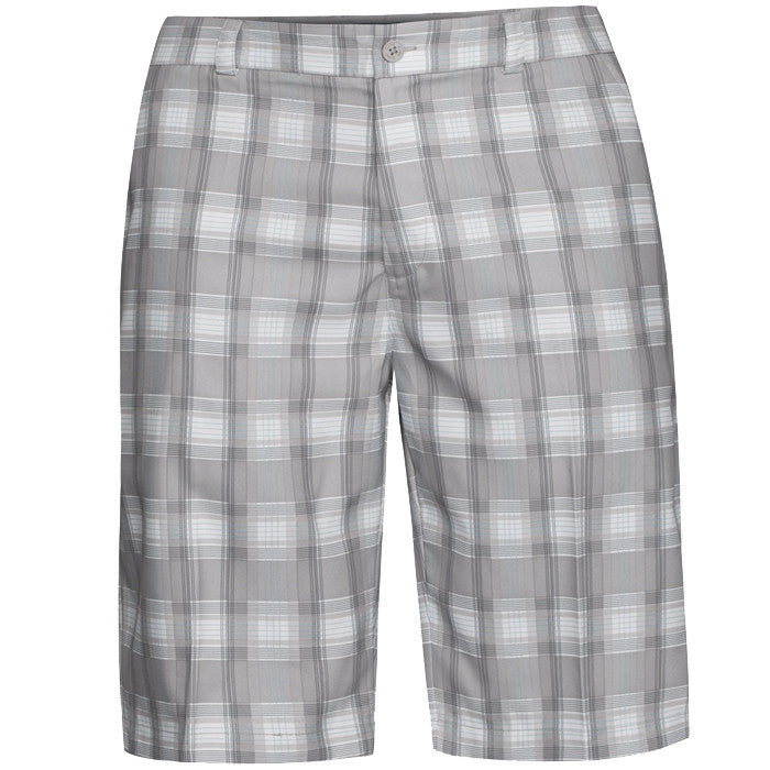 Sligo Pattern Shorts - Silver