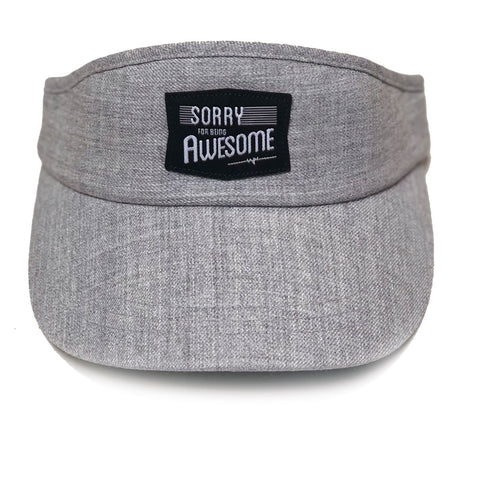 Travis Mathew - SAMPSONITE VISOR - GREY