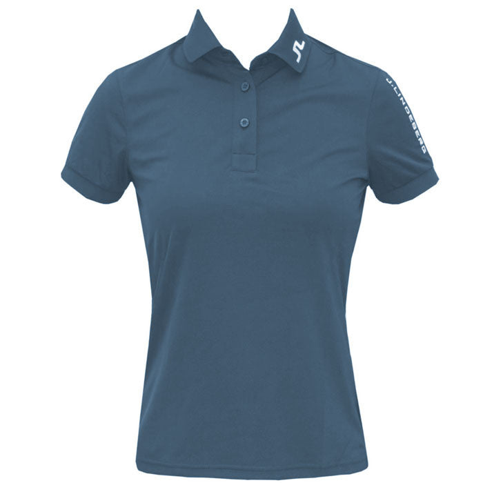 J.L Tour Tech TX Jersey - Ladies Polo