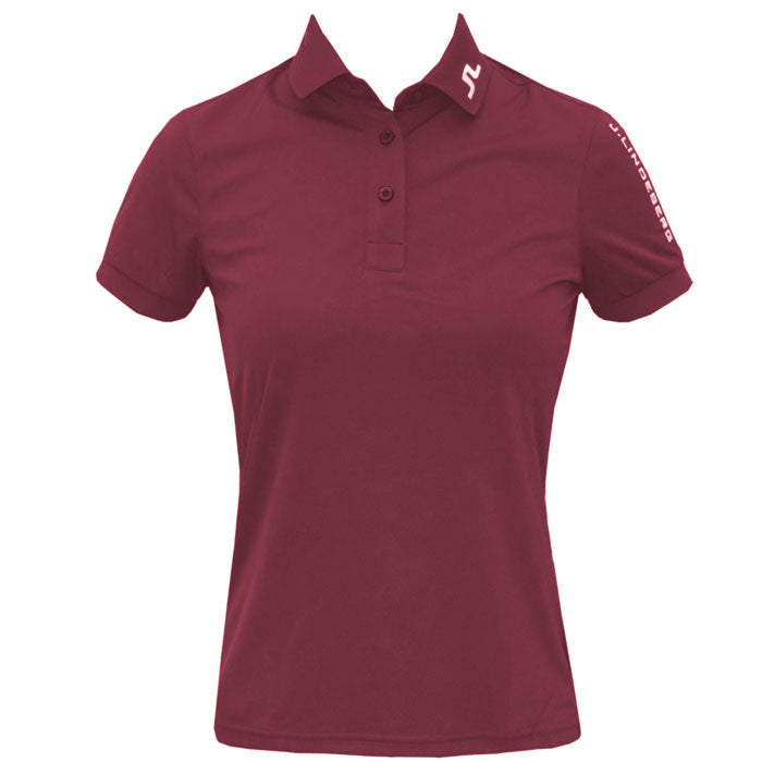 a36f75e8 J.Lindeberg Tour Tech TX Jersey Ladies - Golf Anything Canada