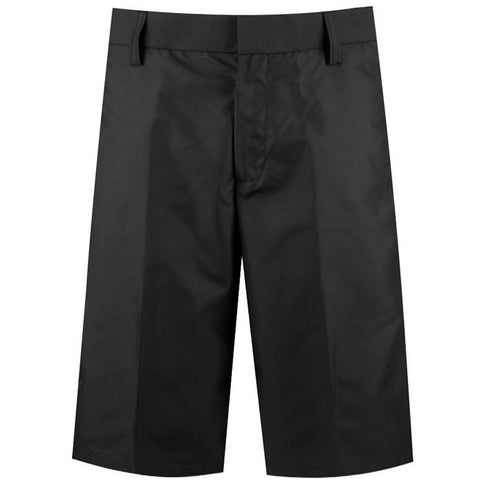 J.L True Micro Stretch Shorts - Black