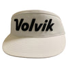 Volvik Mens Visor - White Black