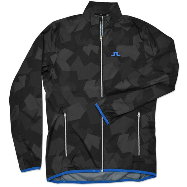 J.L Wind Jacket Windpro - Black Camo