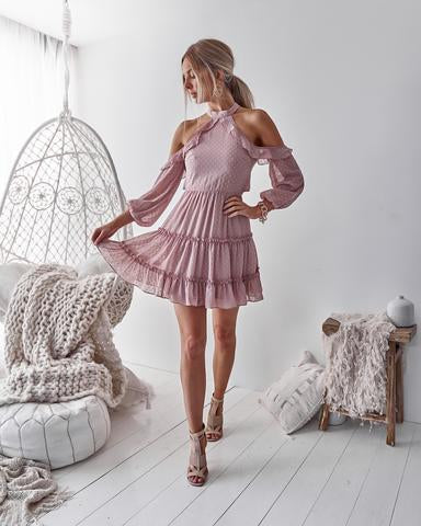 Sara Dress | PINK - SALE