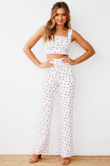 Jamie Set | CHERRY PRINT