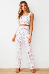 Jamie Set | CHERRY PRINT - SALE
