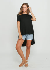 HARLEY TOP | BLACK
