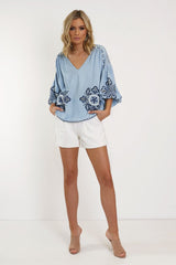 Marrakesh Blouse - SALE