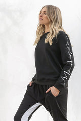 DILLION SWEATER | BLACK