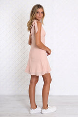 Jessie Dress | SALMON - SALE