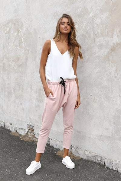 MADISON SLOUCH PANTS | MUSK