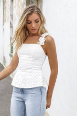 Scarlett Top | WHITE