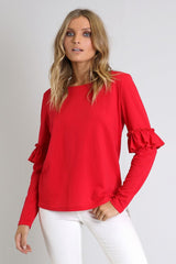 Izabel Top | RED