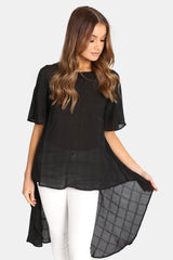 Thessy Top | BLACK