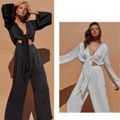 PLUTO JUMPSUIT | BLACK