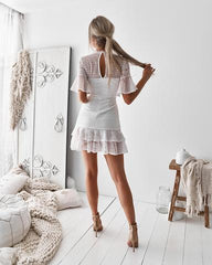 HAMPTONS DRESS | WHITE