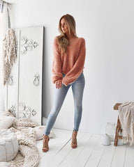 Lexie Knit | CORAL