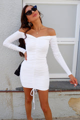 ANGELS DRESS | WHITE - SALE