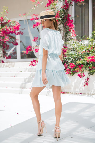 DAYNA DRESS | MINT - SALE