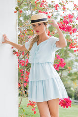 DAYNA DRESS | MINT