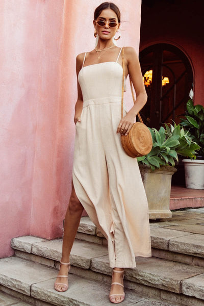 Dream Jumpsuit | SAND