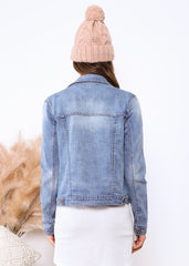 ALEX CLASSIC DENIM JACKET