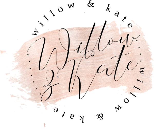 WILLOW and KATE Gift Voucher.