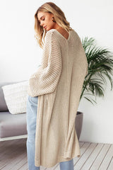 Rollo Cardigan | BEIGE - SALE