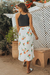 Belle Wrap Skirt | PEACHES - SALE