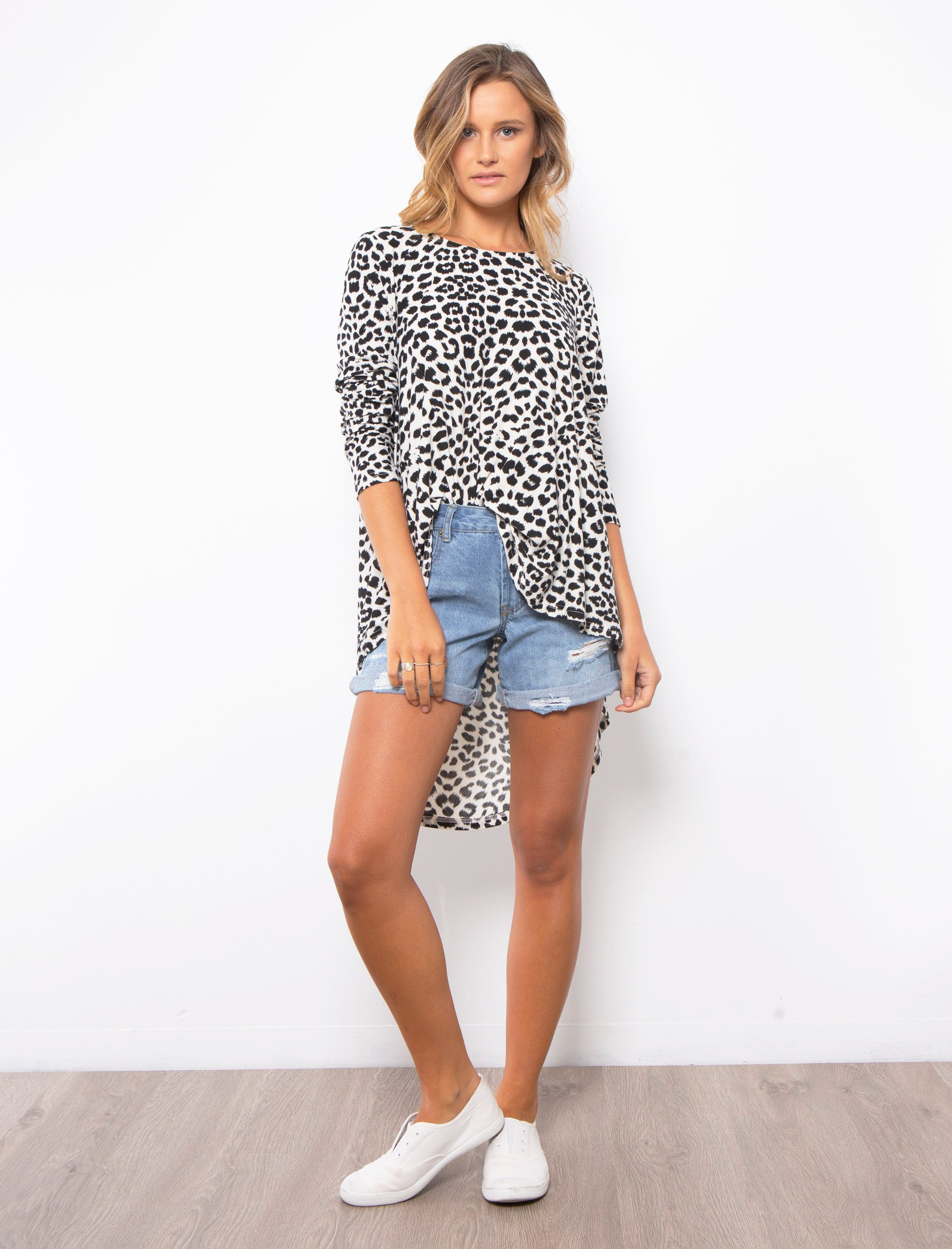 EDEN WATERFALL TOP | LEOPARD