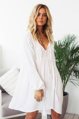 Tonic Tunic | WHITE - SALE