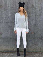 Vienna Bell Sleeve Knit SALE was $110 now $39