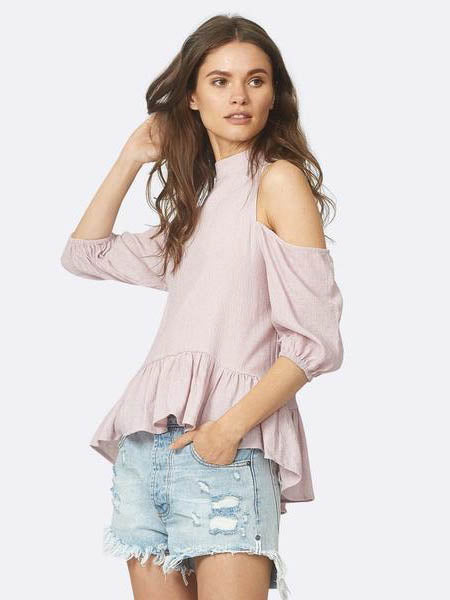 Love And Hate Top | PINK - SALE