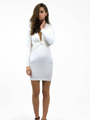 Willow Dress White - SALE