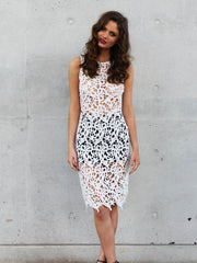 Gambler Lace Dress - SALE