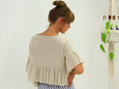 Cha Cha Frill Top - SALE