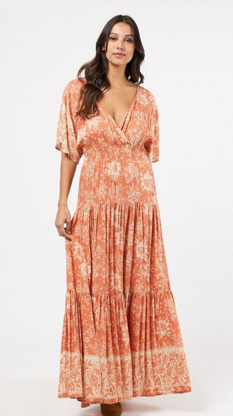 VERONIKA MAXI DRESS - SALE