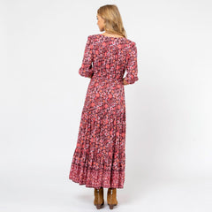 JAGGER DRESS | FLORAL - SALE
