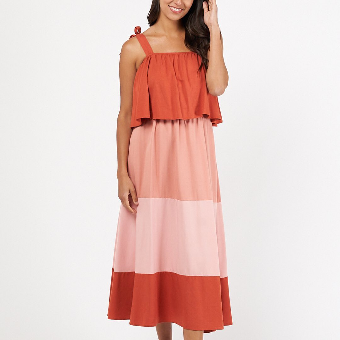 MELISSA DRESS | MULTI - SALE